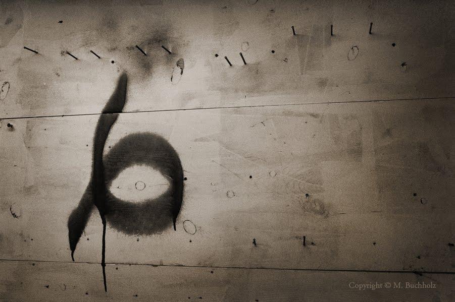 6; Construction Graffiti