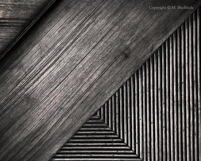 Bamboo and Wood Wall Art