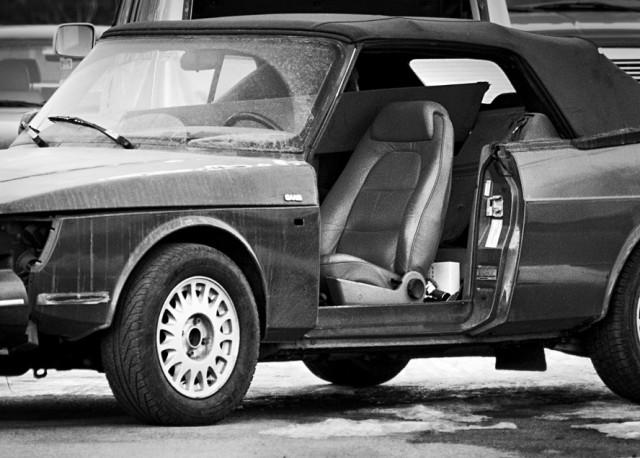 Keyless Entry Saab
