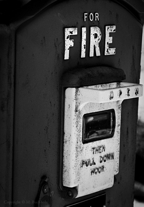 For Fire; Rural NH Fire Alarm