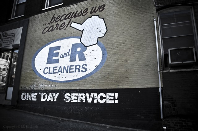 E-and-R Cleaners; Manchester, NH