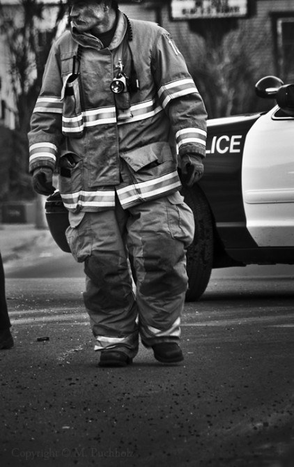 Uncertain; Fireman in Portsmouth, NH