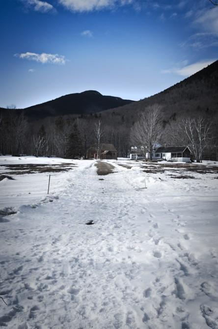 Dicey Mills Trail Field