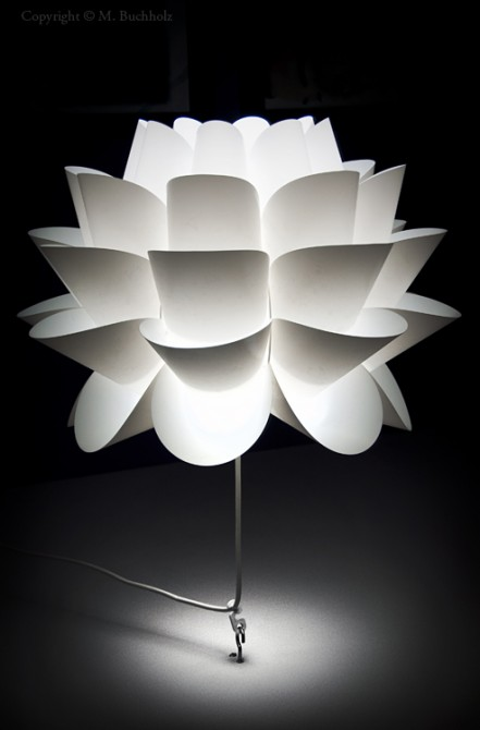 Flower Lamp Shade