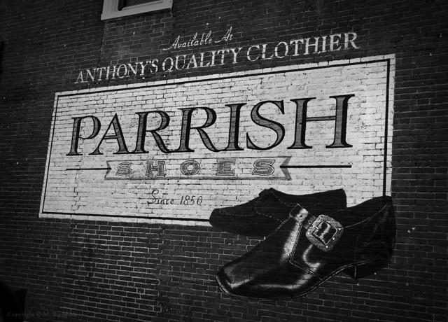 Parrish Shoes; Keene, NH