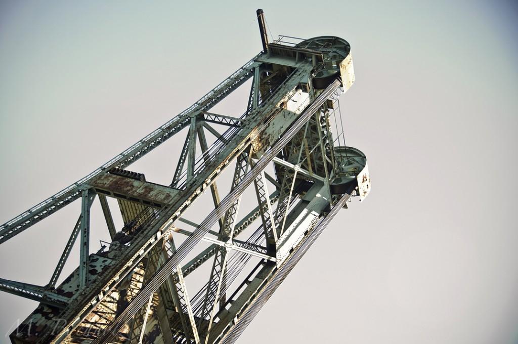 Memorial Bridge; Portsmouth, NH