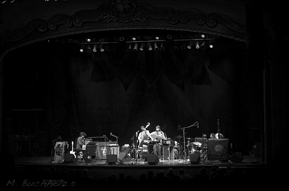 The Low Anthem at State Theater (10/22); Portland, Maine