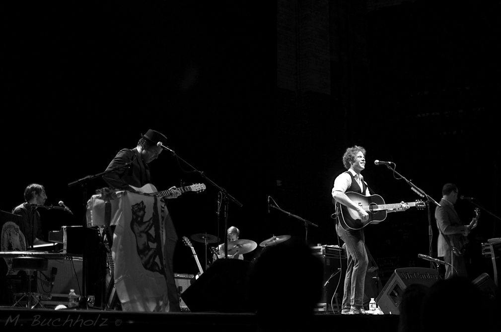 Josh Ritter at State Theater (10/22); Portland, Maine