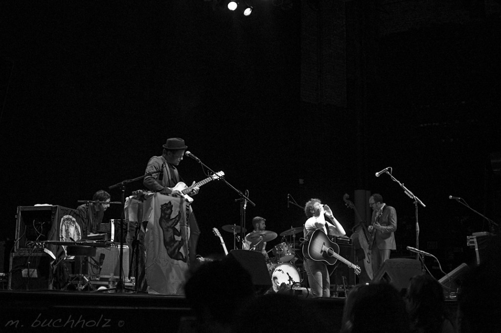 """Josh Ritter singing """"Wolves"""" at State Theater (10/22); Portland, Maine"""