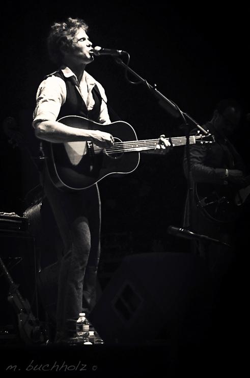 Josh Ritter at State Theater (10/22); Portland, Maine