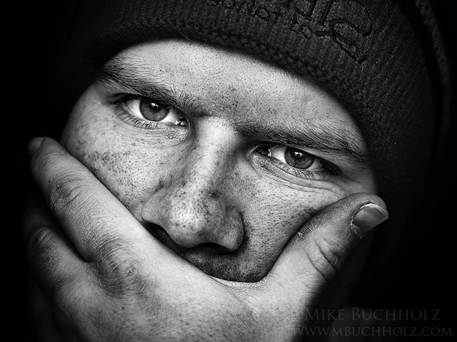 Tarnished; A Portrait, Black-and-White