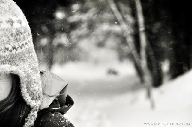 A Cold Shoulder; New England Blizzard