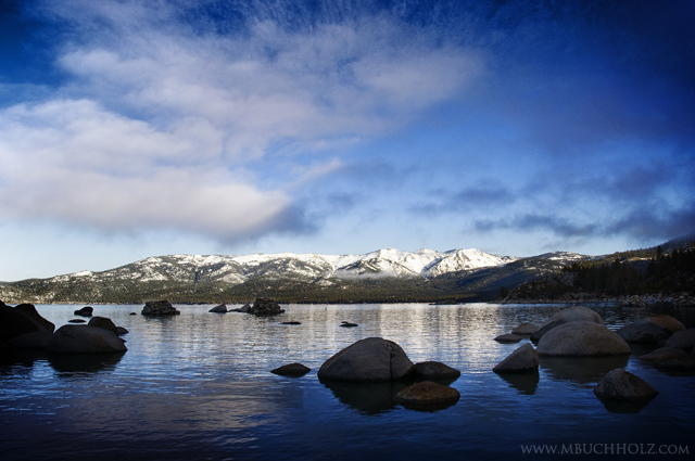 Burton Creek State Park; Lake Tahoe, California