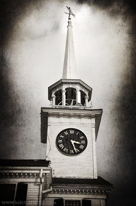 First Congressional Church; Shrewsbury, MA
