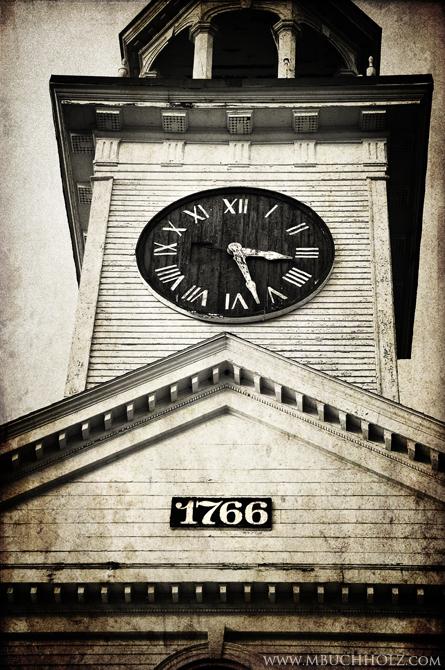 1766; First Congressional Church, Shrewsbury, MA