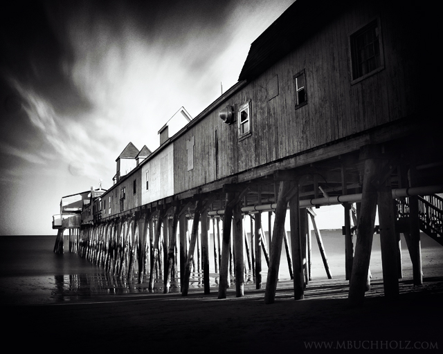 Pier, Old Orchard Beach, Maine