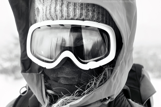 Winter Mountaineering; A Portrait