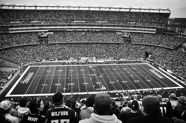 Kickoff; New England Patriots