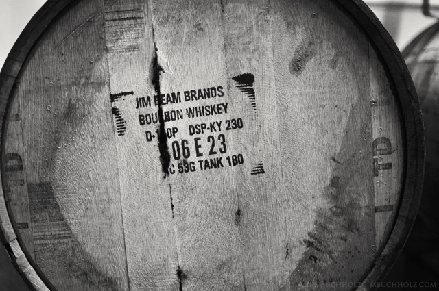 Jim Beam Brands Bourbon Whiskey Barrel