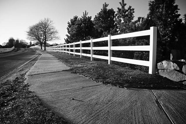 Sidewalks; Rye, NH
