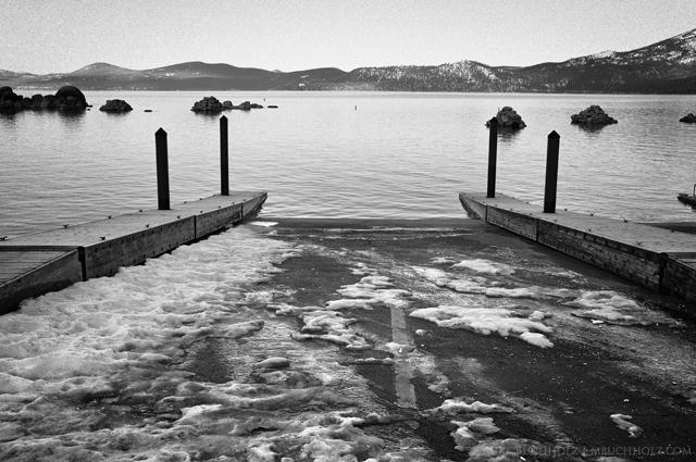 Slipway; Lake Tahoe, Nevada