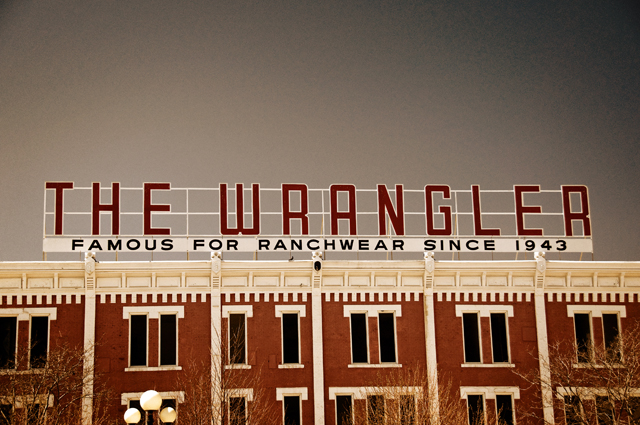 The Wrangler; Cheyenne, Wyoming