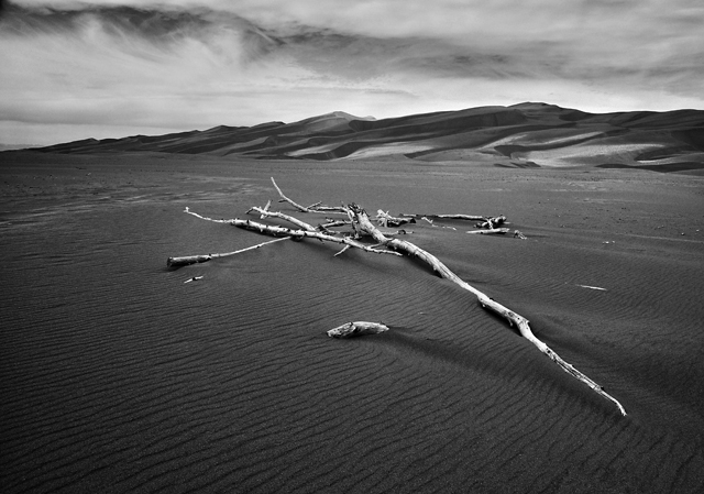 Afterlife; Great Sand Dunes National Park, Mosca, CO