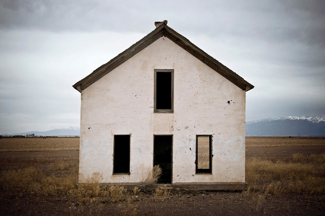 Abandoned; Mosca, Colorado
