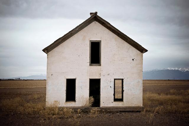 Abandoned; Mosca, Colorado