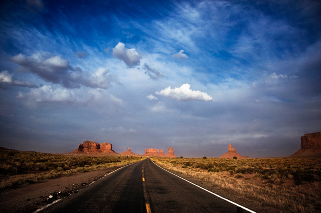 US-163; Monument Valley, Utah