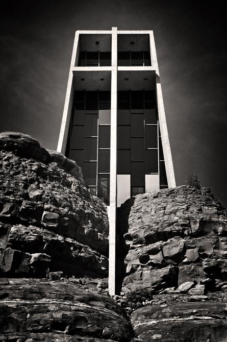 Chapel of the Holy Cross; Sedona, Arizona