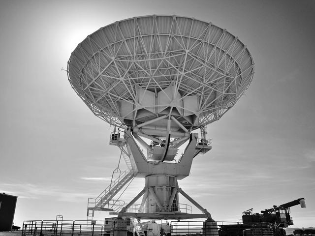 Antenna #5; Very Large Array, Socorro County, NM