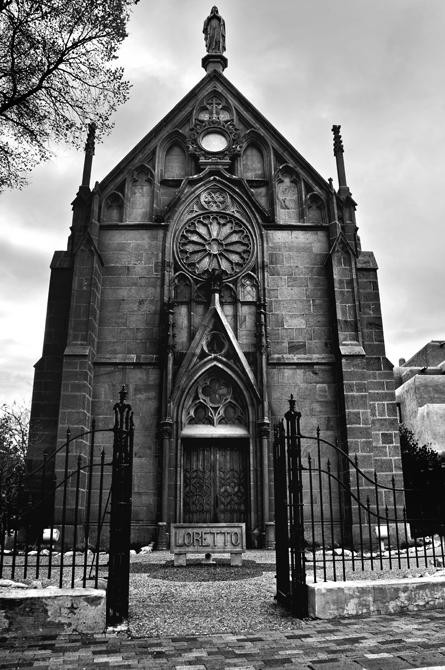 Lorreto Chapel; Sante Fe, New Mexico