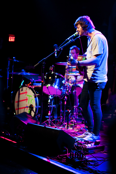 Telekinesis at Port City Music Hall in Portland, Maine