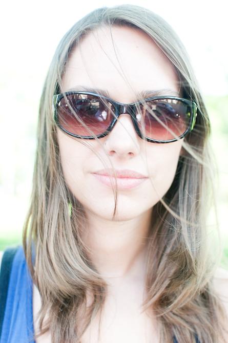 Amber; A Portrait