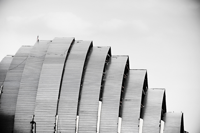 Rooftop, Kauffman Center for the Performing Arts; Kansas City, MO
