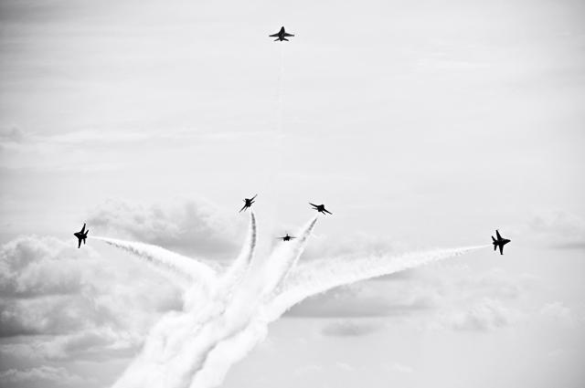 Thunderbirds, 2011 Boston-Portsmouth Air Show; Portsmouth, NH