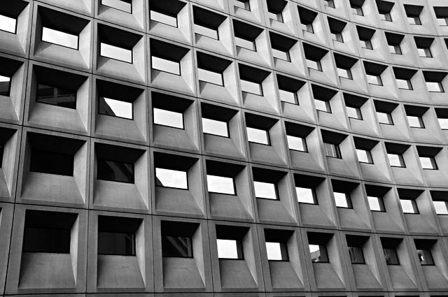 Windows, Department of Housing and Urban Development; Washington, D.C.