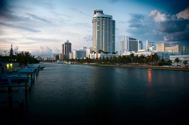 Collins Ave; Miami Beach, Florida