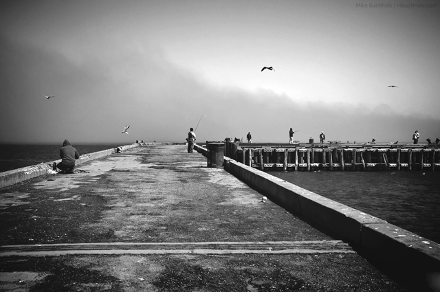 Fishing Wharf; San Francisco, CA