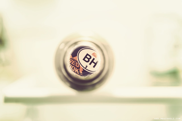 BH; Redhook Bottle Cap