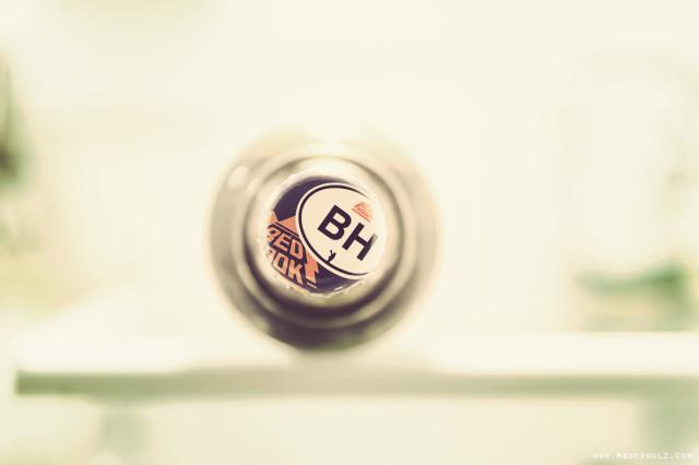 BH; Redhook Bottle Cap