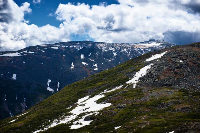 Chandler Ridge, Ball Crag; Mt. Washington, NH