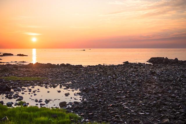 An Early Morning Parlay; Rye, NH