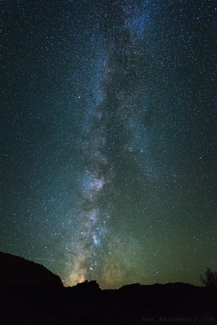 Milky Way; San Rafael Swell, Utah