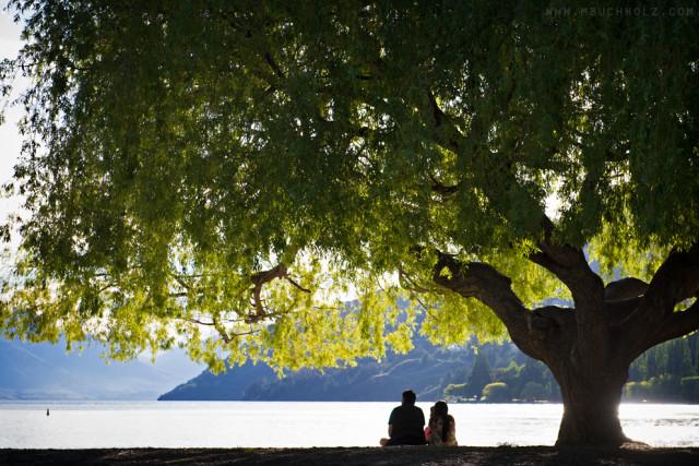 Waterfront Romance; Queenstown-New Zealand