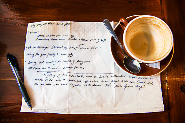An Abandoned Letter; Queenstown, New Zealand