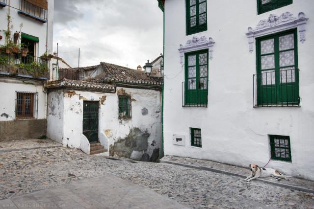 Callejón de Nevot; Granada, Spain