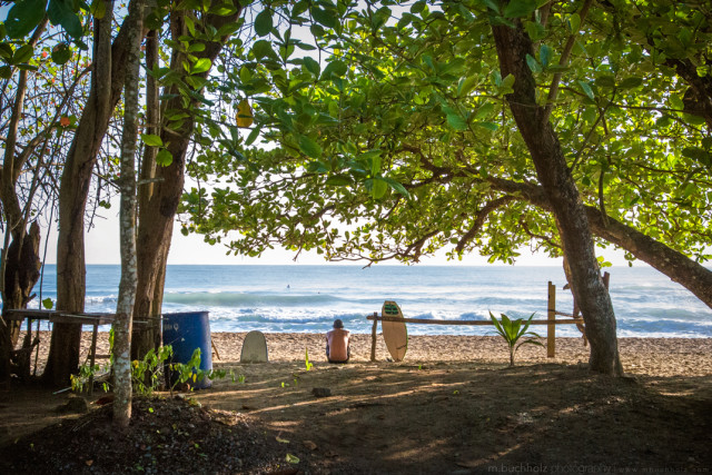 Waiting on Tides; Puerto Viejo, Costa Rica