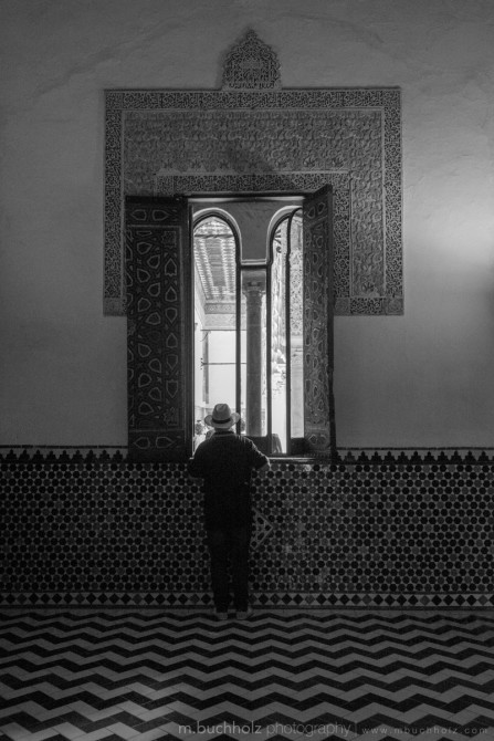A Window to the Past; Sevilla, Spain